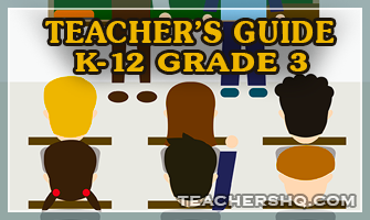 GRADE 3 Teacher's Guide