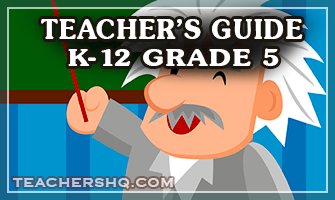 GRADE 5 Teacher's Guide