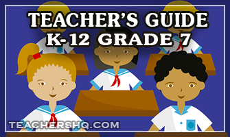 GRADE 7 Teacher's Guide
