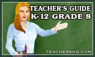 GRADE 8 Teacher's Guide
