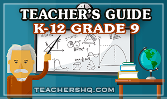 GRADE 9 Teacher's Guide