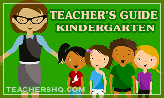 Kinder Teacher's Guide