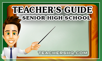 teacher's guide for senior high school