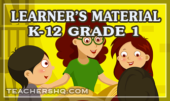 Learner's Materials (LM) for DepEd Teachers